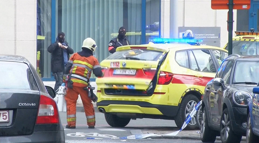At least 20 reportedly killed in blasts at Maalbeek metro station near EU offices
