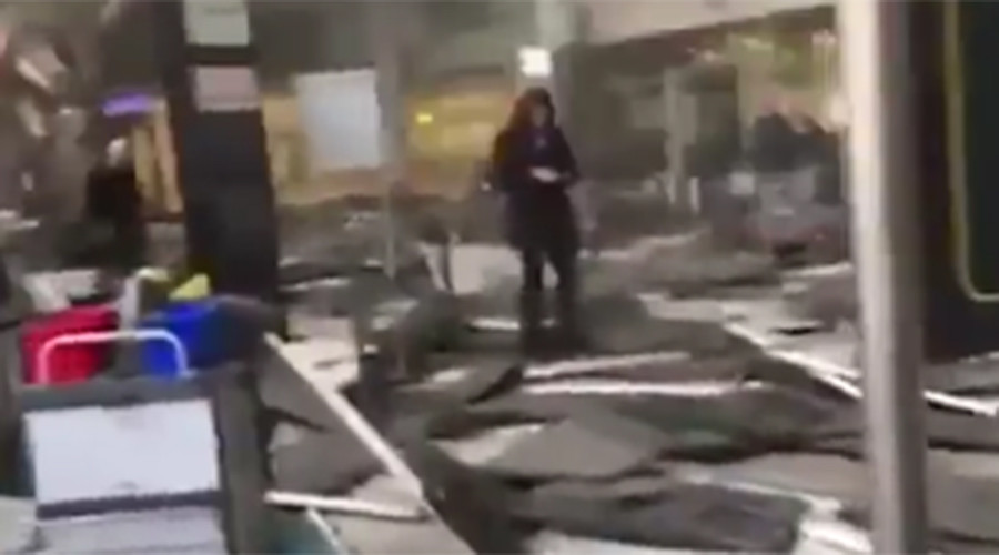 Inside the Brussels attacks: Shocking video footage captures carnage (VIDEOS, GRAPHIC)