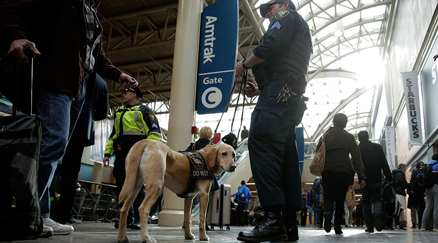 Cities across US increase security in wake of Brussels attacks