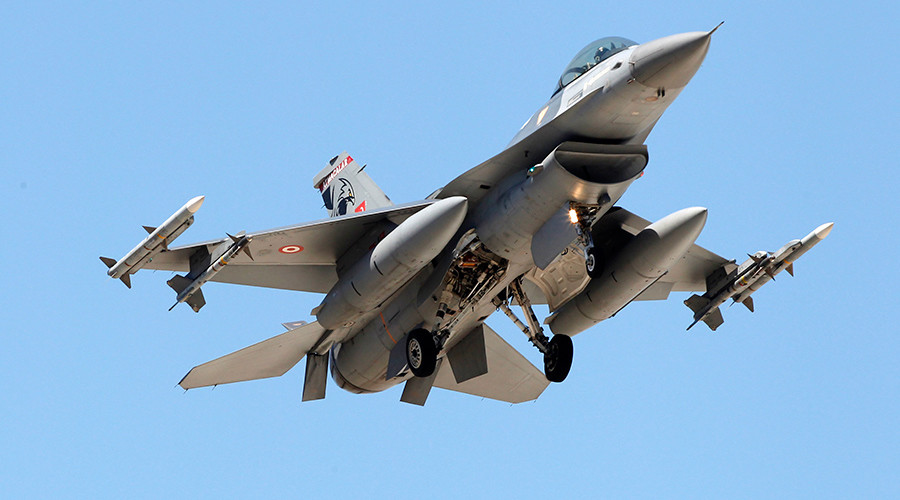 Turkish fighter jets pound PKK targets in Northern Iraq