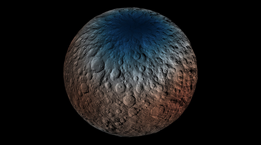 NASA unveils awesome hi-res images of 'dwarf planet' Ceres (PICTURES)