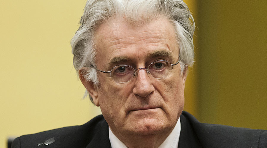War crimes tribunal to pass judgement on Bosnian Serb leader Karadzic