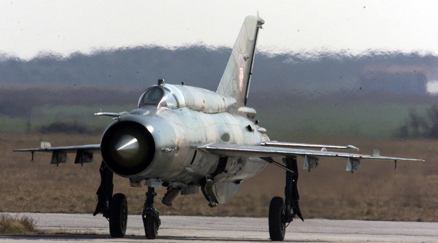 Frankenplanes: Croatian MiG-21 jets bought from Ukraine are made of old parts, unable to fly