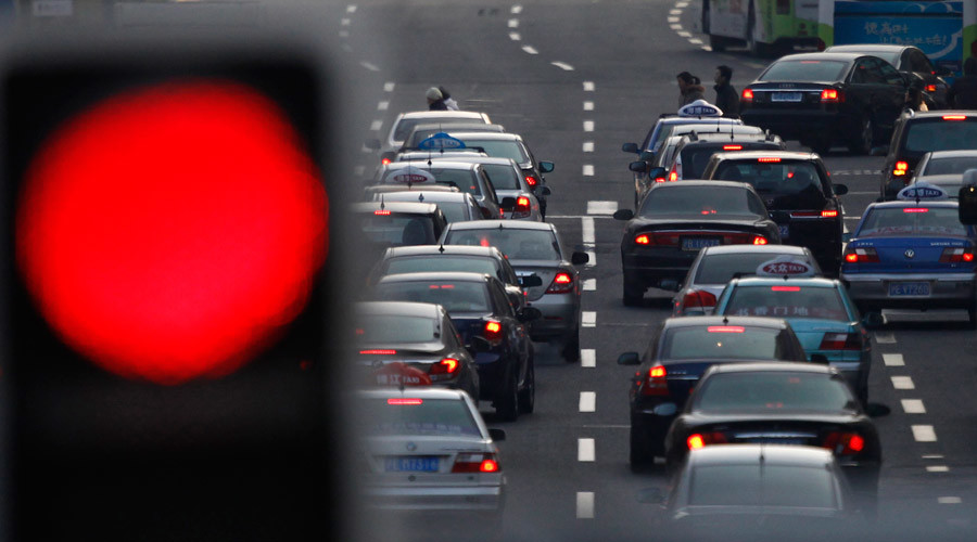Traffic lights could be replaced with 'slot-based system' for self-driving cars