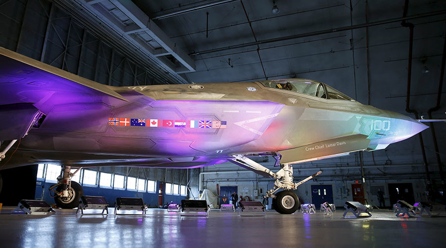 Plagued by problems, F-35 nowhere near ready to fly