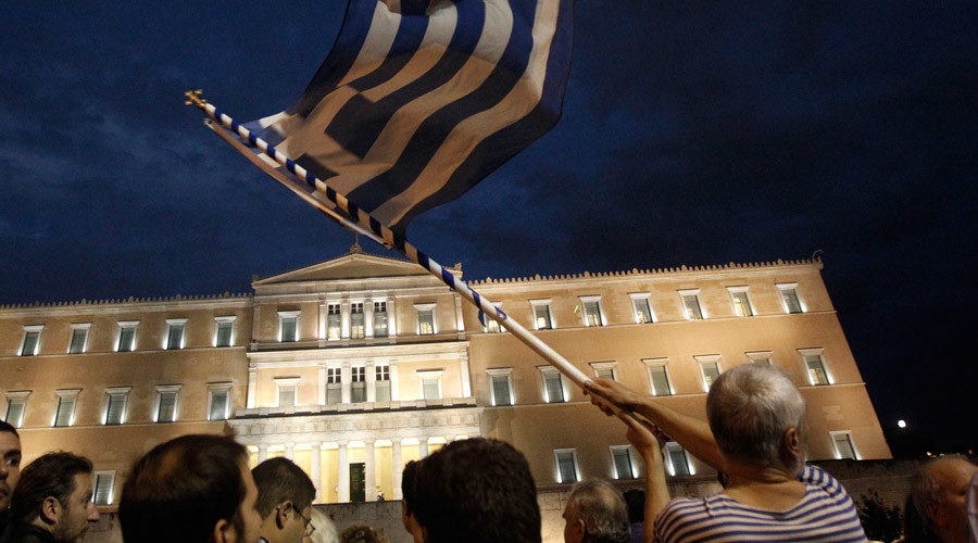Greece accuses IMF of stalling bailout review