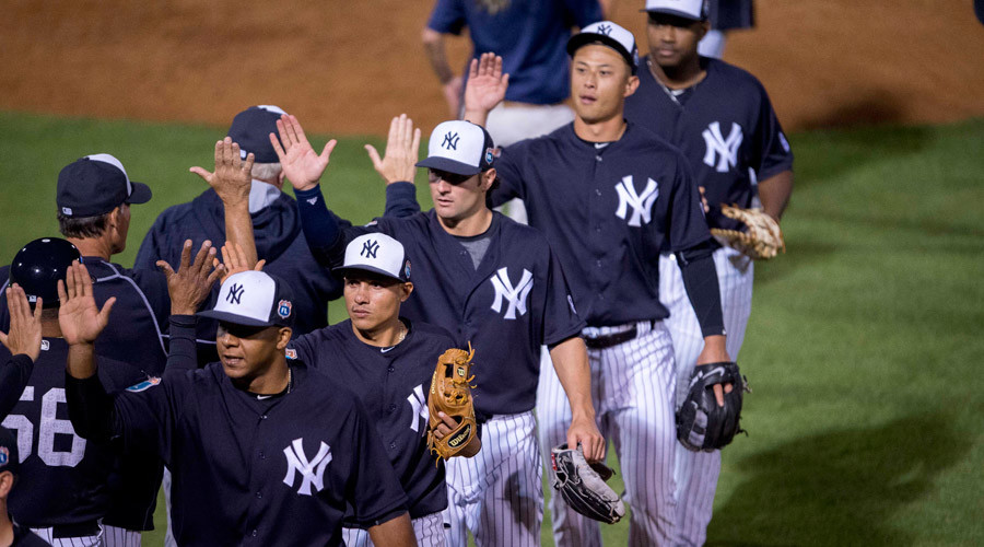 Yankees top Forbes's MLB valuation list for 19th year in a row