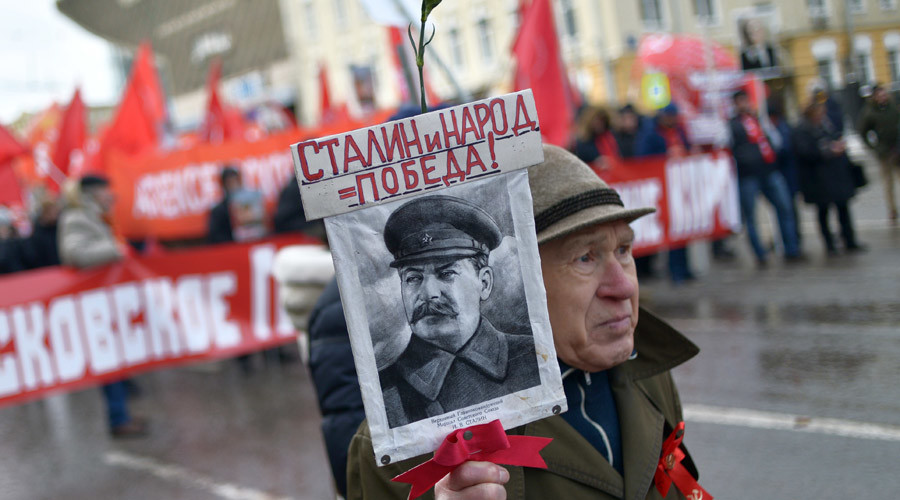 Sympathy for Stalin among Russians still high, poll shows