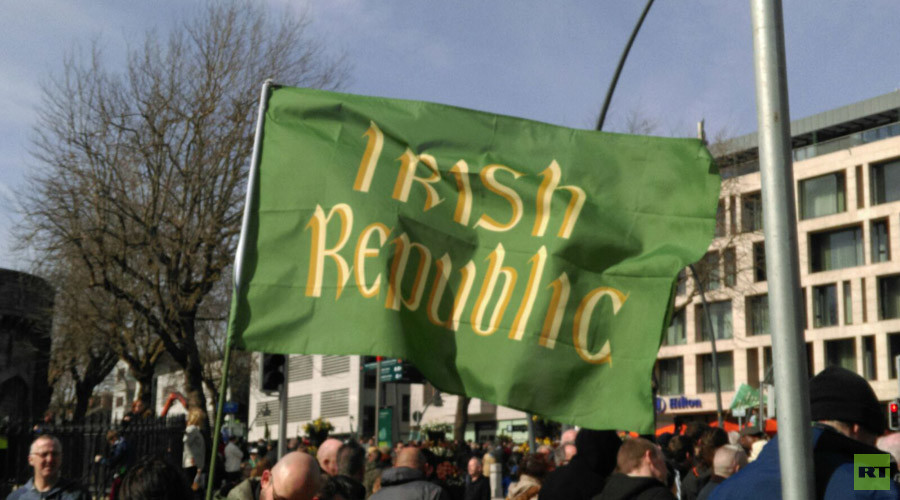 Easter Rising 100 Years On: Ireland honors lost leaders on Good Friday (VIDEO)