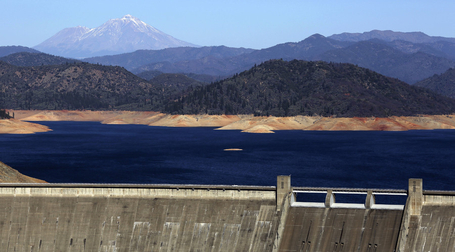When it rains, it pours: El Niño fills keystone CA reservoir