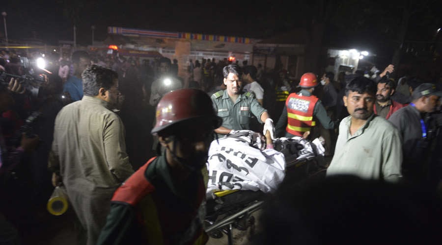 'Targets were Christians': Taliban faction claims Pakistan park attack that killed over 60