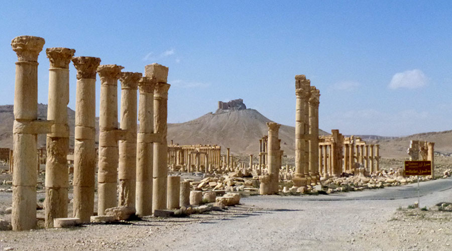 'Hope in our hearts': Syrian antiquities chief says experts to assess damage in Palmyra within days