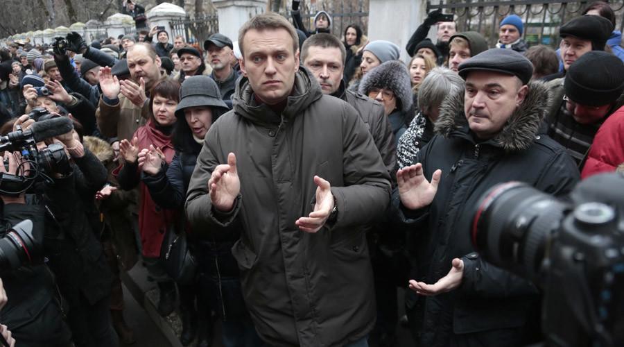 Alexei Navalny © Alexsey Nichukchin
