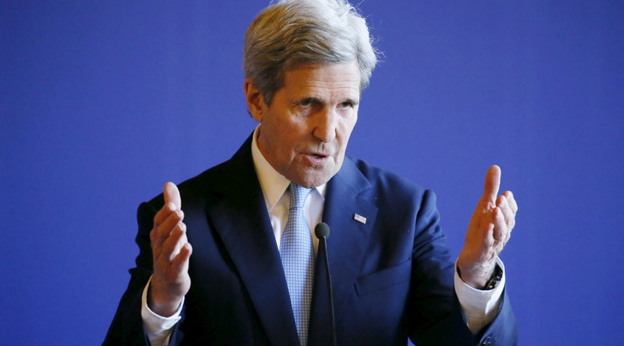 John Kerry: US candidates' anti-Muslim rhetoric 'an embarrassment to our country'