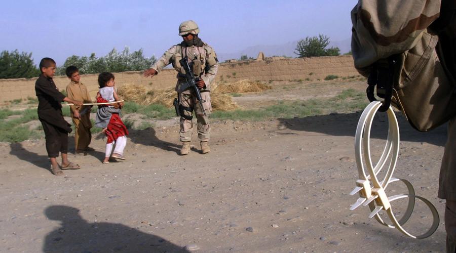 US soldier shoots Afghan boy at Bagram Air Base