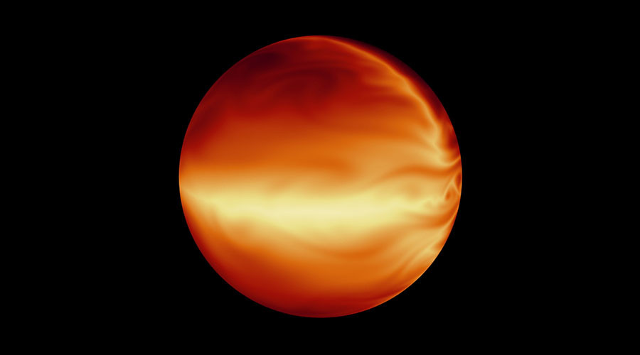 NASA simulate wild orbit & dramatic climate of 'chemical cauldron' exoplanet (VIDEO)