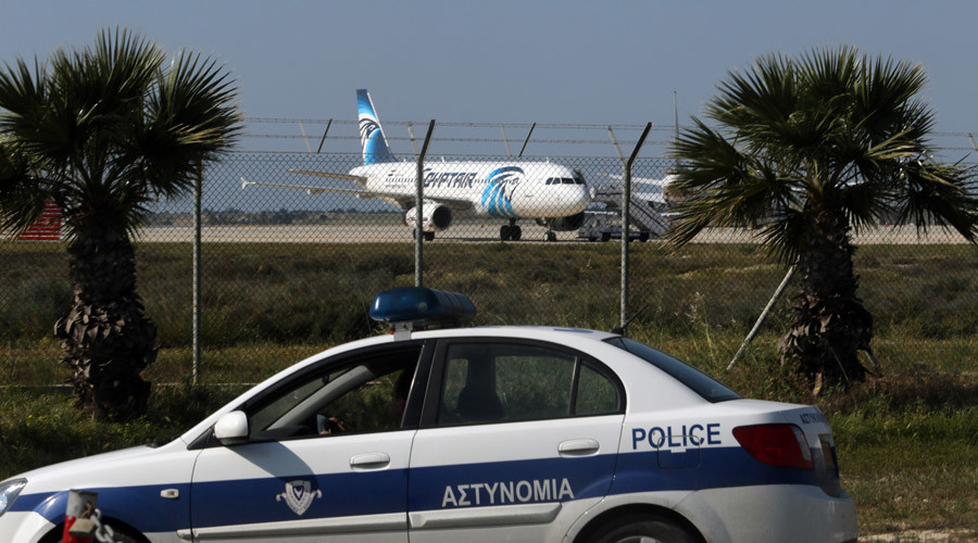 Lovesick at Larnaca: Was EgyptAir hijacking driven by broken heart?