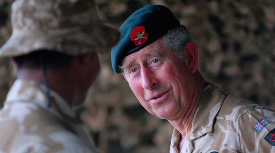 Britain's Prince Charles © Ahim Rani
