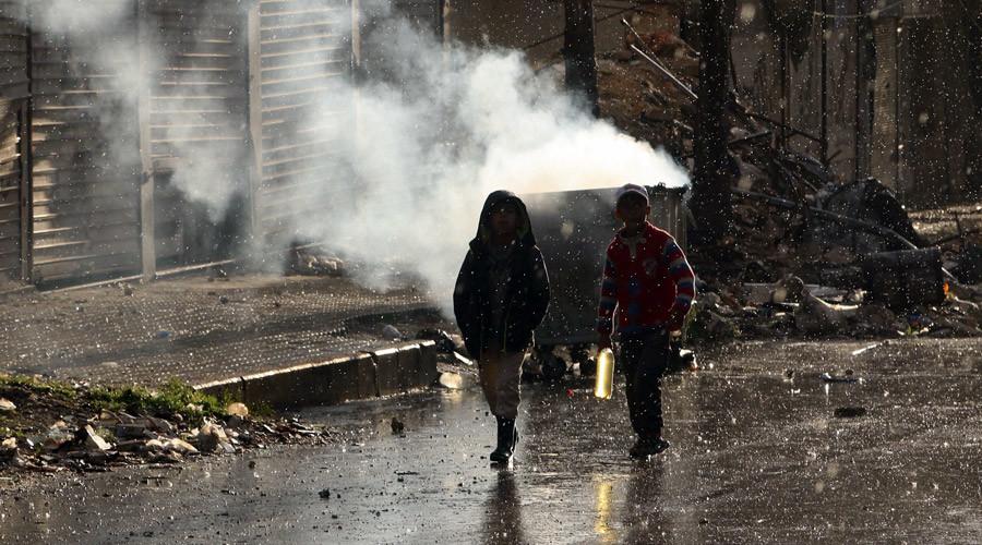 Hillary Clinton, Google and Al Jazeera walk into Syrian Civil War: Western media buries story