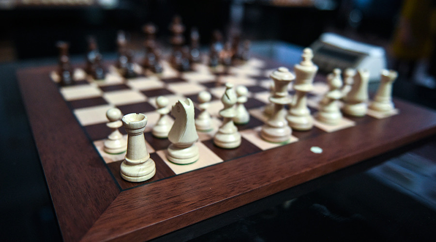 Ukrainian chess tournament ends… in a knock-out