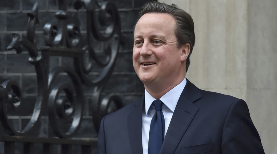 Rumbled? Tories 'broke the law' to win 2015 general election