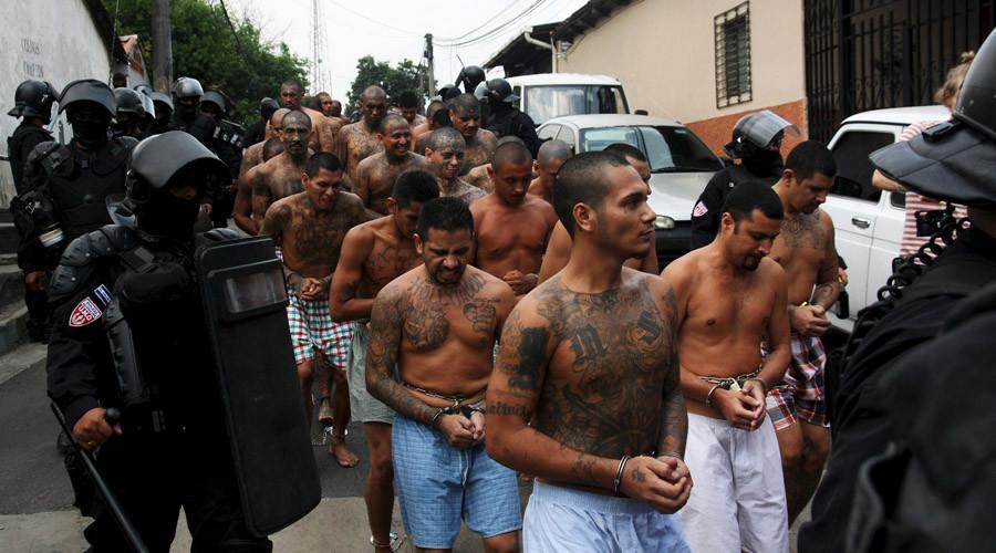 El Salvador declares state of emergency at 7 jails over gang violence