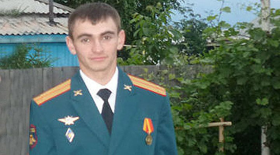 25yo father-to-be revealed as 'Russian Rambo' who died fighting ISIS in Palmyra