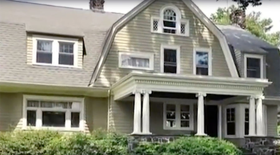 Creepy 'Westfield Watcher' home up for sale after disturbed stalker targets family (VIDEO)