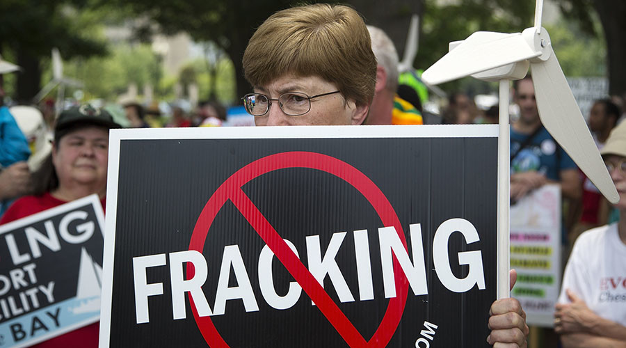 Majority of Americans oppose fracking – poll