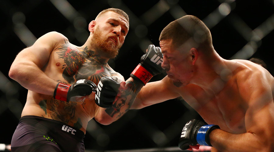 McGregor gets rematch against Diaz at 170 pounds, confirmed to headline UFC 200