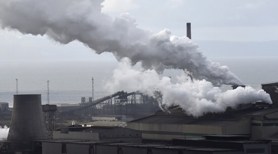 Is David Cameron sacrificing British steel to keep China happy?