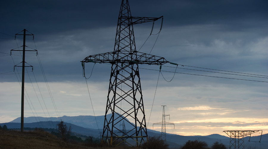 Crimea to end electricity supplies from Ukraine
