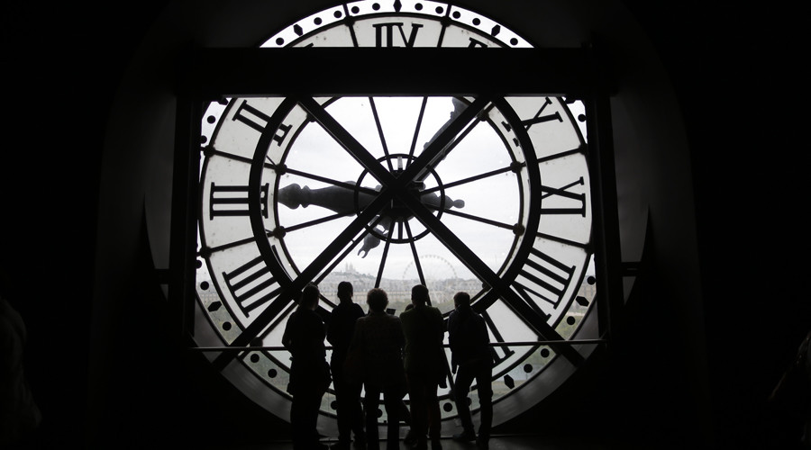 Tick tock… The 'death clock' that predicts when you'll die