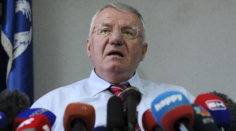 Hague tribunal acquits defiant Serb nationalist leader Seselj of crimes against humanity