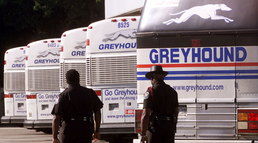 Four shot at Greyhound bus station in Richmond, Virginia; suspect dead