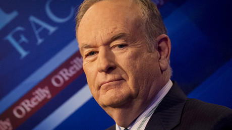 O'Reilly launched his primetime FNC show 20 years ago. © Brendan McDermid