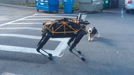 Google selling its Boston Dynamics robot division ‒ reports