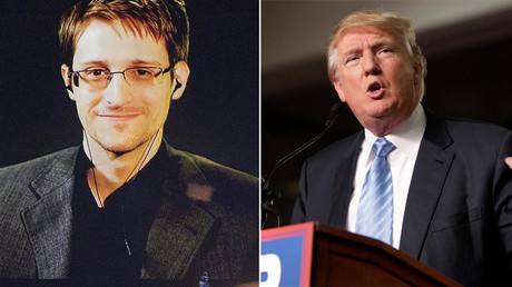This is Snowden's third nomination in a row. © Stringer