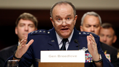 U.S. Air Force Gen. Philip Breedlove, commander of the U.S. European Command and Supreme Allied Commander for Europe © Jonathan Ernst