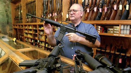 Buying more guns: February nears record number of FBI background checks