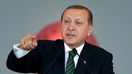 Turkish President Tayyip Erdogan ©Murat Cetinmuhurdar / Presidential Palace
