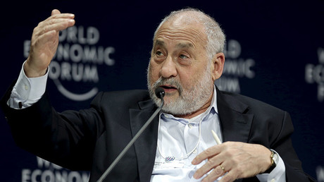 Joseph Stiglitz, Nobel Prize for Economics and Professor School of International and Public Affairs (SIPA), Columbia University. © Victor Ruiz Garcia