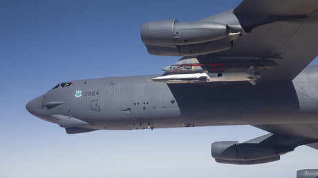 B-52 Stratofortress may join air campaign against ISIS in April