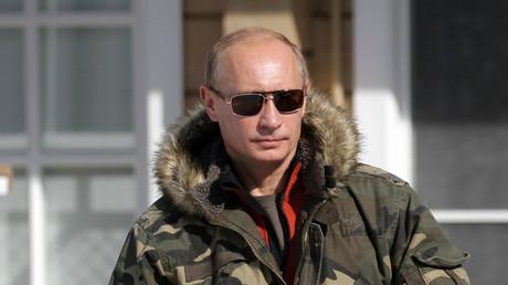Russian President Vladimir Putin. © Sputnik