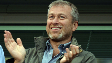 Chelsea owner Roman Abramovich. © Toby Melville