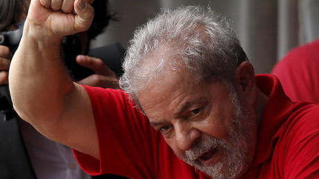 Former Brazilian President Luiz Inacio Lula da Silva © Paulo Whitaker