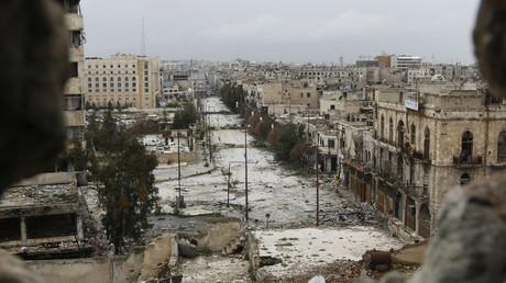 Aleppo, Syria © Hosam Katan
