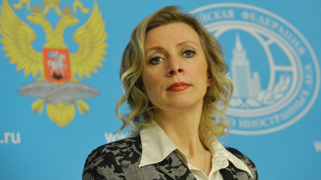 Russian Foreign Affairs Ministry Spokesperson Maria Zakharova © Alexey Kudenko