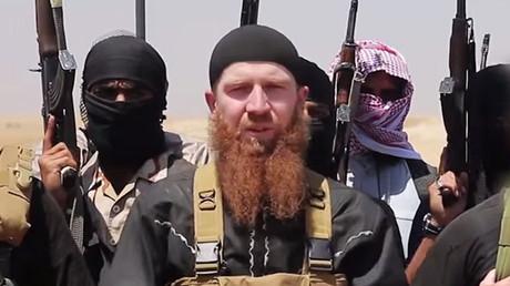 Abu Omar al-Shishani. ©Al-Itisam Media