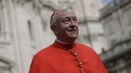 Cardinal Vincent Gerald Nichols. ©Max Rossi